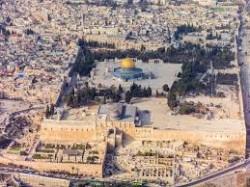 L'Esplanade des mosquées de Jérusalem