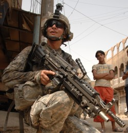 L'armée américaine a testé une technologie très novatrice