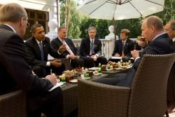 Poutine souhaite que les Etats-Unis et l'armée syrienne unissent leurs forces