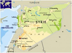 La France a frappé en Syrie