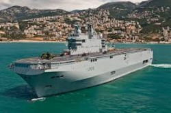 La France se reprend après l'échec russe sur le Mistral